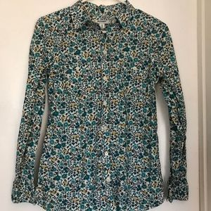 OLD NAVY button up, XS